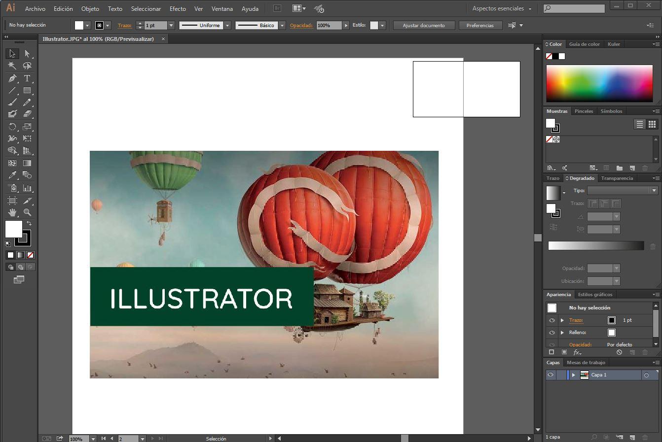 Curso de illustrator avanzado