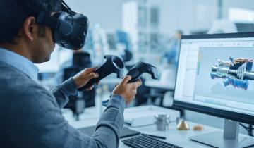 Cursos de realidad virtual y 3D